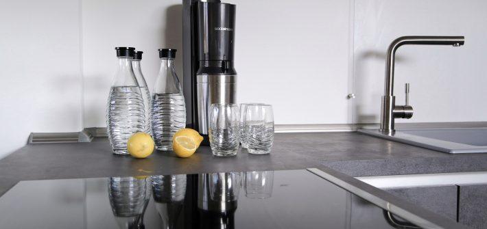 SodaStream CRYSTAL – Sprudeln auf Knopfdruck